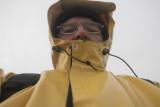 Me Myself and I, under the rain...