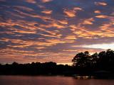 Lake Sinclair Sunset