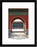 Ningyong Gate and Wall of Nine Dragons