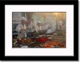 More Night Market Scene
