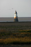 Cockersands, Plover Scar lighthouse