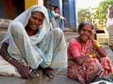 Two women I met at Ramkund