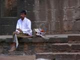 Man at Jama Masjid