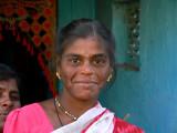 Woman in Bijapur