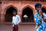 Hanging around Bidar