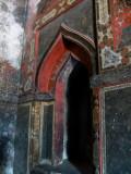 Fresco in mausoleum