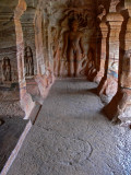 Cave four at Badami