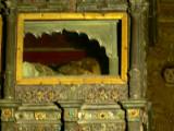 Mortal remains of St Francis Xavier