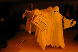 Toy ghosts in Krokodil shop