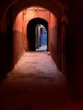 Deserted souk