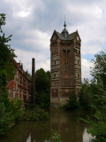 Medieval donjon