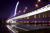 Dazhi Bridge Night Shots,Taipei