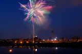 The Firework of Taipei Music Festival