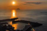 Fishing Port at Sunrise