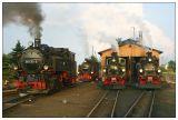 Steam Locomotive Parade