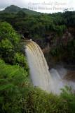 Wailua Falls after storm