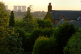 Leicestershire rural skyline