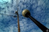 Lightpost and Pole