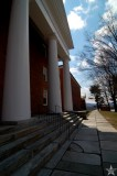 Johnson Chapel Steps