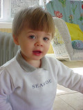 Our little grandson