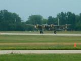 P-38 Arrival Oshkosh '06