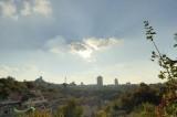 Kyiv's hills