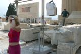 Parthenon reconstruct