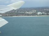 Novotel Brighton Beach Sydney (white hotel in the distance)