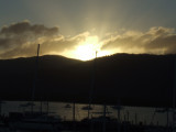 Sunrise Over Trinity Bay Marina (Cairns)