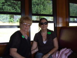 Me & Mom on the Kuranda Scenic Railway