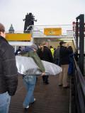 Ferry to Suomenlinna