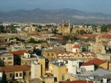 Nicosia, south to north
