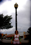 margie and et lightpole