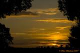 Poland Spring Sunset