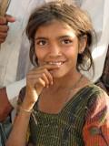 Local school girl