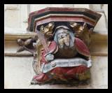 Sint Janskerk, Apostel