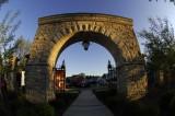 Ward Memorial Arch