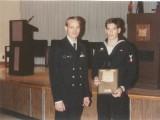 A School graduation with EMC Henry