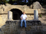 Checking Out the Ruins at Carthage