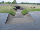 Sachsenhausen:  Entrance to Extermination Chambers