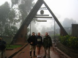 Machame Gate to Kilimanjaro National Park