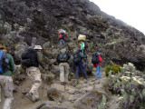 Day 4: Hiking Out of Barranco Camp