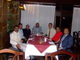 Dinner With Yemen's Ambassador to Kenya