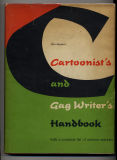 Cartoonist's and Gag Writer's Handbook (1967) (inscribed)