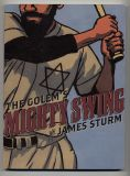 The Golem's Mighty Swing (2001) (inscribed with original drawing)