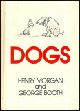 Dogs (1976) (inscribed with original drawing)