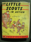 Little Scouts in Action (1944) (signed)