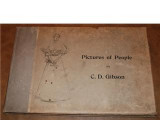 Pictures of People (1896) (limited edition signed by Gibson and R.H. Russell)