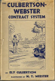 The Culbertson-Webster Contract System (variant jacket)