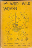 The Wild, Wild Women (1951) (inscribed with original two-page drawing)